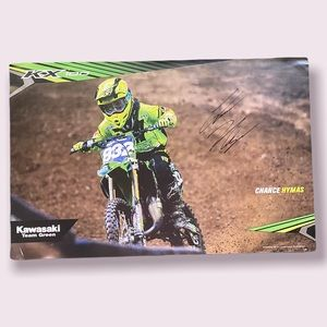 Signed Chance Hymas Poster